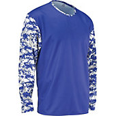 Russell Adult Home Plate Fleece Pullover