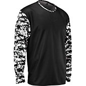 Russell Youth Home Plate Fleece Pullover