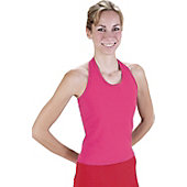 Pizzazz Adult Hot Pink MVP Halter Top