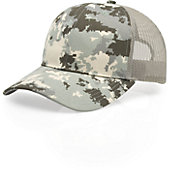 Richardson Adult Mesh Snapback Cap