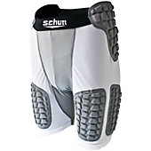 Schutt Adult ProTech Padded Compression Shorts
