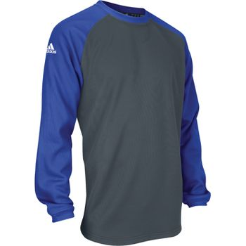adidas men 39 s adidominance fleece pullover baseball express. Black Bedroom Furniture Sets. Home Design Ideas