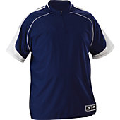 Russell Men's Short Sleeve Batting Practice Pullover