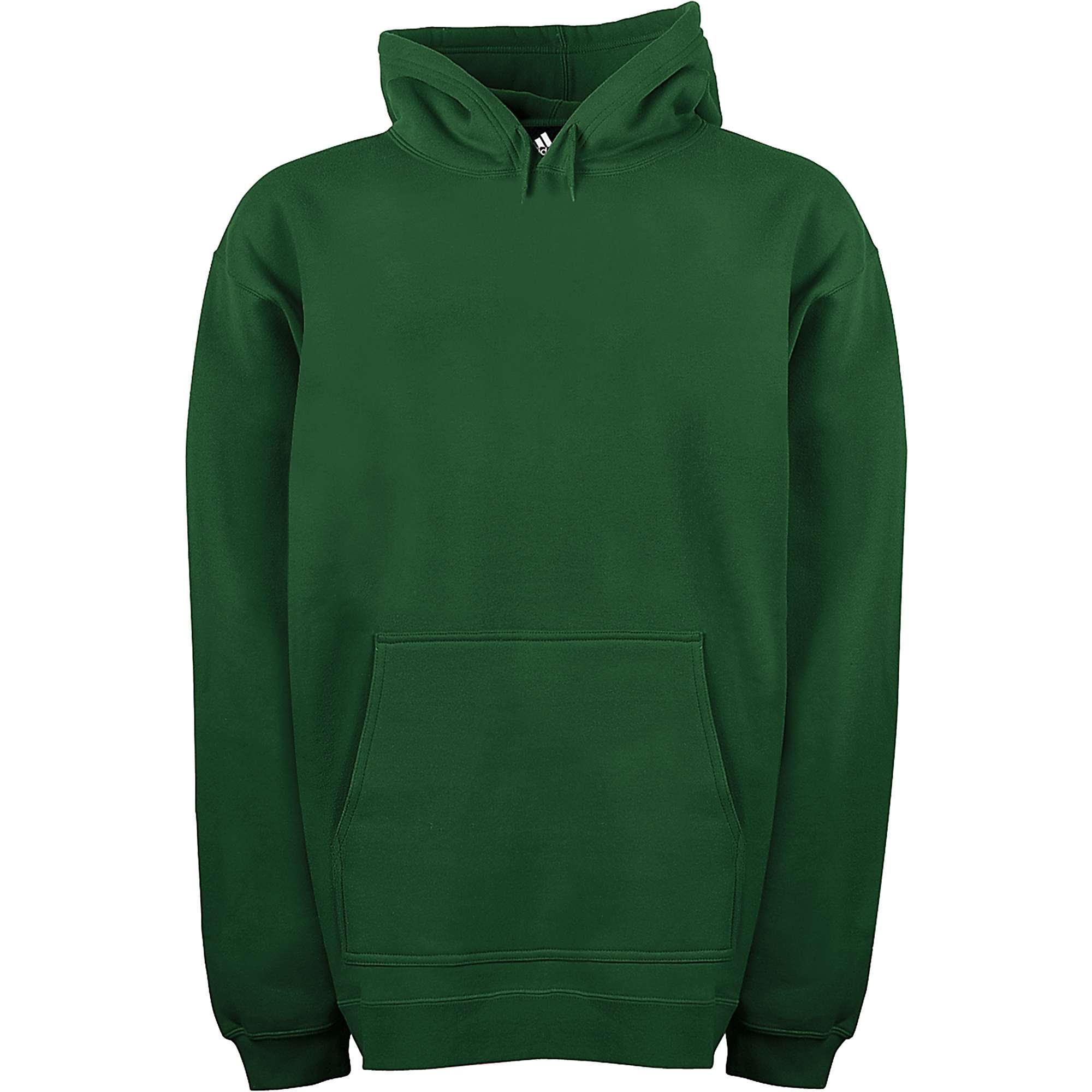 adidas adult 10 5oz fleece hoodie