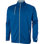 Russell Athletic Mens Technical Performance Fleece Full Zip Jacket