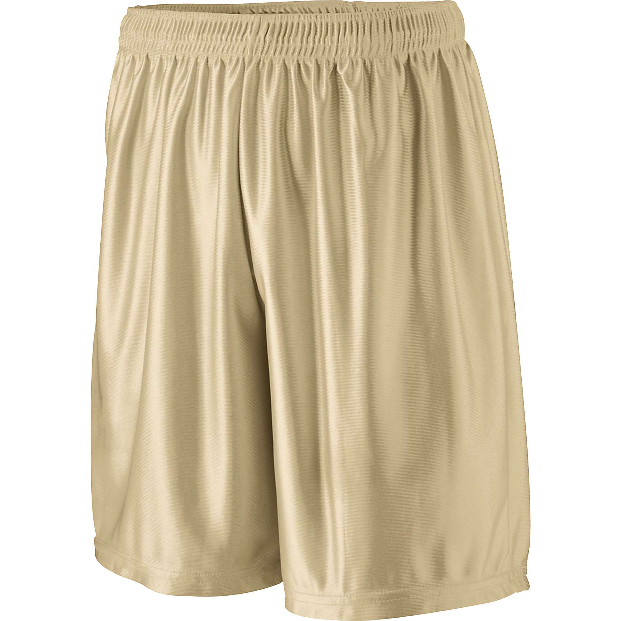 Nike Gold Basketball Shorts