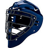 Nike Adult Navy Pro Gold Catcher's Helmet