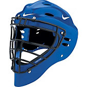Nike Adult Royal Pro Gold Catcher's Helmet