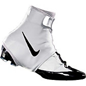 Nike STR8 Jacket White/Black Football Ankle Brace