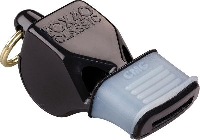 FOX40 Classic Cushioned Mouth Grip Official Whistle