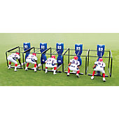 Fisher Five Man Football Chute