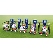Fisher Six Man Football Chute