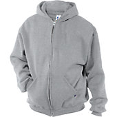 Russell Youth Full Zip Fleece Hoodie