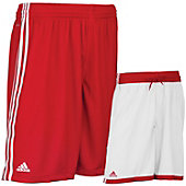 Adidas Men's Reversible Practice Basketball Shorts