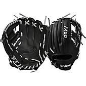 "Wilson Dustin Pedroia Advisory 10.75"" Youth Baseball Glove"