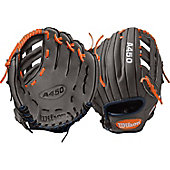 "Wilson David Wright Advisory 11"" Youth Baseball Glove"