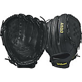 "Wilson A500 Series 12"" Youth Baseball Glove"
