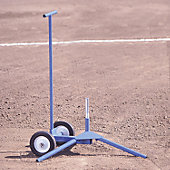 Jugs Sports Pitching Machine Cart For Super Softball