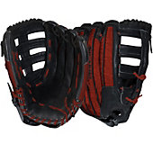 "DeMarini Rogue 14"" Red Slowpitch Softball Glove"