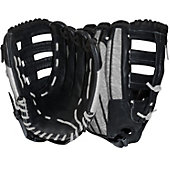 "DeMarini Rogue 14"" Silver Slowpitch Softball Glove"