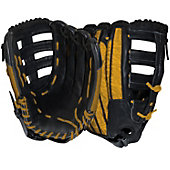 "DeMarini Rogue 14"" Yellow Slowpitch Softball Glove"