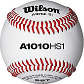 Wilson A1010 HS1 NFHS Baseball (Dozen)
