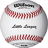 Wilson A1074 Little League Baseball (Dozen)