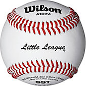 Wilson A1074 SST Little League Baseball (Dozen)