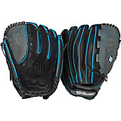"Wilson Onyx Series Electric Blue 12.5"" Fastpitch Glove"