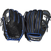"Wilson 6-4-3 Series Royal Accents 11.5"" Baseball Glove"