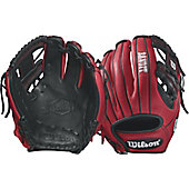 "Wilson Bandit 1786 Pedroia Fit 11.5"" Baseball Glove"