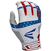 Easton Adult HS9 Stars and Stripes Batting Gloves