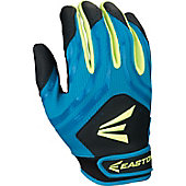 Easton Girls' HF3 Hyperskin Fastpitch Batting Gloves