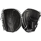 "Wilson Onyx Fastpitch CM33 33"" Softball Catcher's Mitt"