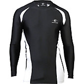 Easton Adult Qualifier Black Compression Shirt