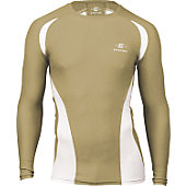Easton Yth Qualifier Vegas Gold Compression Shirt