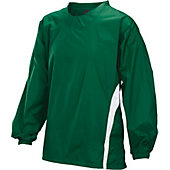 Easton Enforcer Dark Green Long Sleeve Batting Jacket