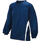 Easton Enforcer Navy Long Sleeve Batting Jacket
