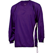 Easton Enforcer Purple Long Sleeve Batting Jacket