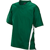 Easton Enforcer Dk Green Short Sleeve Batting Jacket