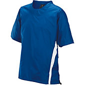 Easton Enforcer Royal Short Sleeve Batting Jacket