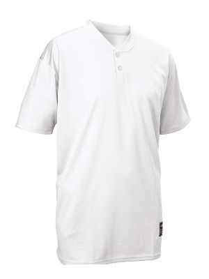 Easton Youth 2 Button Placket Jersey