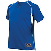 Easton Adult Sanctioned 2 Button Placket Jersey