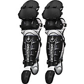 Easton Adult Stealth Speed Blk/Sil Leg Guards