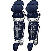 Easton Adult Stealth Speed Nav/Sil Leg Guards