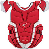 Easton Interm. Stealth Speed Red/Sil Chest Protector