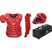 Easton Natural Series Youth Catcher's Box Set (Ages 9-12)