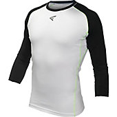 Easton Adult M10 3/4 Sleeve Compression Shirt
