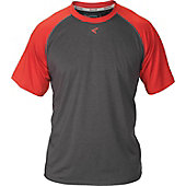 Easton Adult Short Sleeve Raglan Performance Shirt