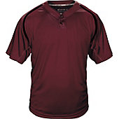 Easton Youth M7 Homeplate Two-Button Baseball Jersey